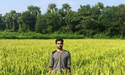 rosy-news-telangana-techie-gives-up-job-in-the-us-revives-30-acre-farm-now-earns-lakhs