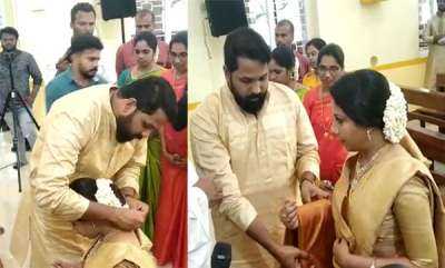 latest-news-director-arun-gopi-ties-the-knot-with-soumya