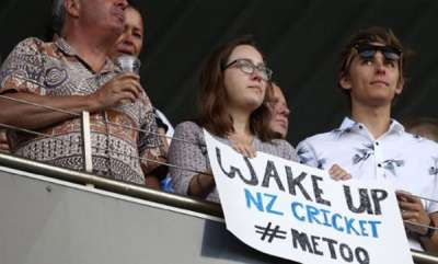 sports-news-metoo-banner-seen-during-india-vs-new-zealand-2nd-t20i