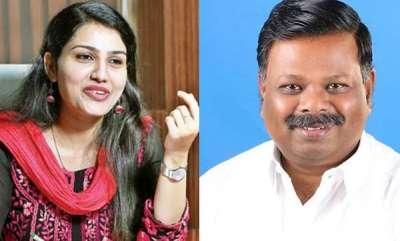 latest-news-renuraj-ias-gives-complaint-against-s-rajendran-mla