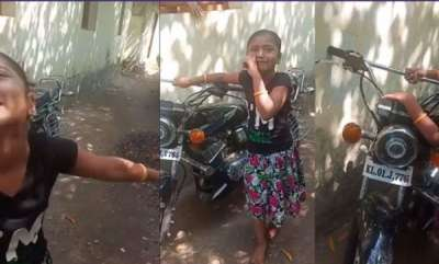 latest-news-girl-trying-to-stop-father-for-selling-his-rx100-bike-viral-video