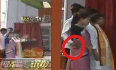 latest-news-on-stage-with-pm-modi-tripura-minister-groped-colleague