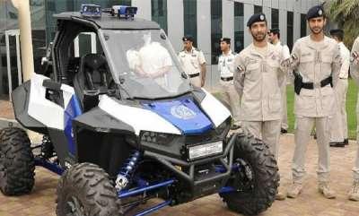 auto-abu-dhabi-police-introduces-new-high-tech-patrol-vehicle