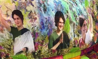 latest-news-surat-traders-now-print-rahul-and-priyanka-gandhi-sarees