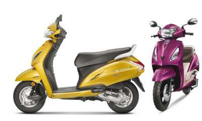 auto-best-selling-scooters-in-india-january-2019