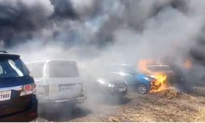 latest-news-300-cars-gutted-near-aero-india-show-venue