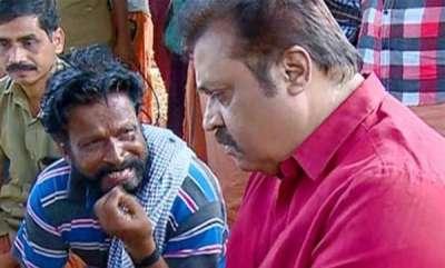 latest-news-suresh-gopi-visits-periya-murder-victims-house