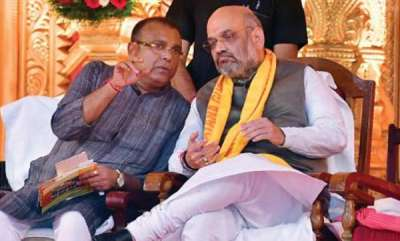 latest-news-thushar-amith-shah-meeting-today