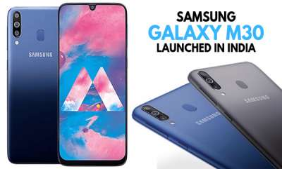 mobile-samsung-galaxy-m30-with-triple-cameras-launched-in-india-price-specifications