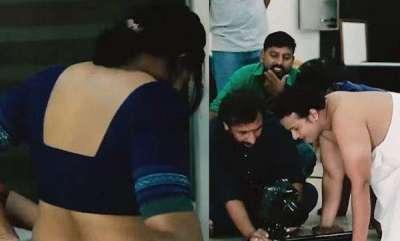 latest-news-jayasuryas-hard-work-for-njan-marrykutty-movie