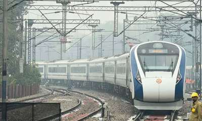 latest-news-minor-fire-smoke-detected-in-vande-bharat-express-railway-officials