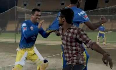 sports-news-chennai-super-kings-share-mahendra-singh-dhonis-funny-video