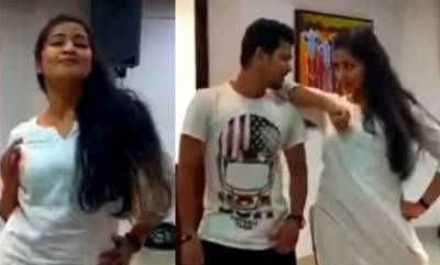 latest-news-navya-nair-rowdy-baby-dance-viral