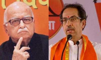 latest-news-bjp-forced-advani-to-retire-from-politics-says-sivsena