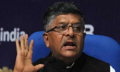 latest-news-protest-against-ravi-shankar-prasad