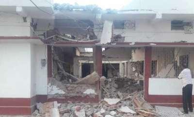 latest-news-maoists-blow-up-ex-mlcs-house-in-bihar