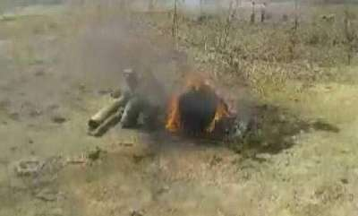 latest-news-air-forces-mig-27-fighter-jet-crashes-in-rajasthan-pilot-ejects-safely