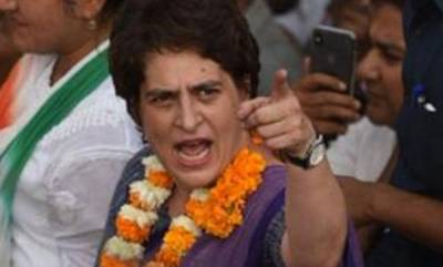 india-pm-unable-to-list-even-one-achievement-of-his-5-year-rule-priyanka-gandhi