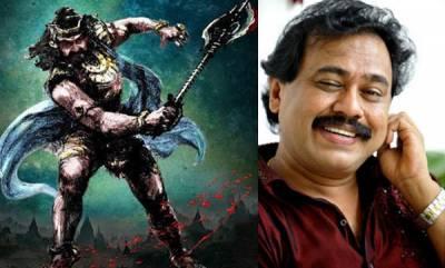 latest-news-vinayan-post-mohanlals-ravan-image-in-his-face-book