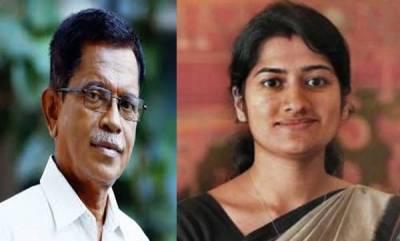 latest-news-tg-mohandas-tweet-against-thrissur-collector-tv-anupama