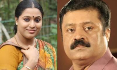 latest-news-actress-lakshmi-priya-fb-post-about-suresh-gopi