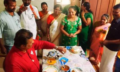 latest-news-trissur-nda-candidate-suresh-gopis-election-campaign