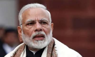 india-pm-modis-balakot-remark-prima-facie-violation-poll-officer