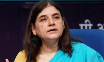 latest-news-union-minister-maneka-gandhi-threatens-muslim-voters