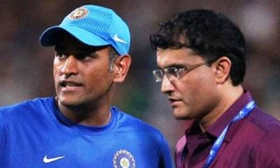 sports-everyone-is-human-ganguly-on-dhonis-on-field-argument-with-umpires