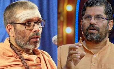 latest-news-sandeepanandagiri-dares-chidanandapuri-for-debate-in-sabarimala-issue