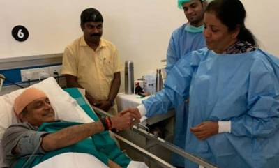 kerala-civility-a-rare-virtue-in-indian-politics-says-tharoor-after-defence-min-visits-him-in-hospital