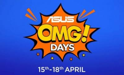 tech-news-asus-omg-days-sale-on-flipkart