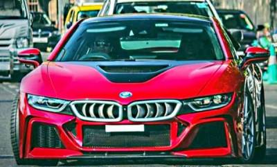 auto-sachin-tendulkar-spotted-driving-his-modified-bmw-i8-hybrid-sports-car