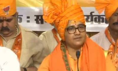 india-ec-to-issue-notice-to-pragya-thakur-on-her-remarks-against-hemant-karkare