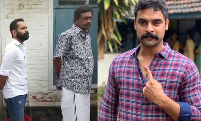 latest-news-mohanlal-and-fahad-fazil-cast-their-vote