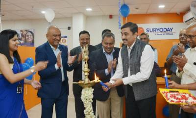 business-suryoday-small-finance-bank-ssfb-commences-its-operations-in-bangalore-launches-its-first-branch-in-jayanagar