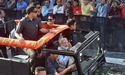 india-ec-seeks-report-from-gujarat-poll-authorities-on-modi-roadshow