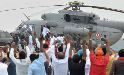 latest-news-suspension-of-ias-officer-who-checked-pm-modis-chopper-put-on-hold