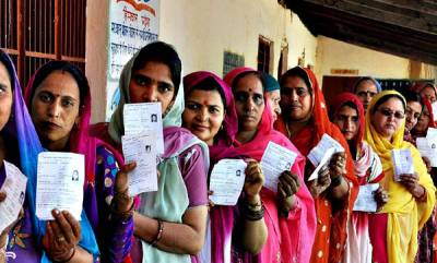 latest-news-polling-in-hindi-heartland-begins