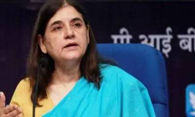 latest-news-ec-strongly-condemns-impugned-statements-of-maneka-gandhi