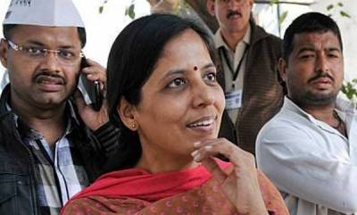 latest-news-bjp-claims-arvind-kejriwals-wife-has-three-voter-id-cards