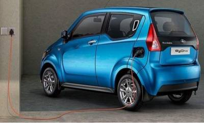 auto-mahindra-electric-stops-production-of-its-first-electric-vehicle