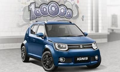 auto-maruti-suzuki-ignis-crosses-1-lakh-sales-milestone