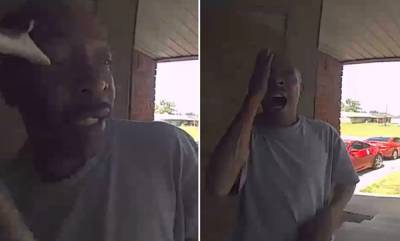 latest-news-man-gets-bitten-in-the-face-by-snake-at-the-doorbell