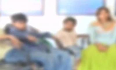latest-news-child-line-rescued-five-children-from-beggars-team