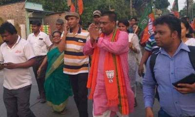 latest-news-bjp-candidate-got-arrested