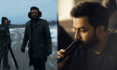 latest-news-prithviraj-sukumarans-tweet-about-mohanlal-during-l-shooting