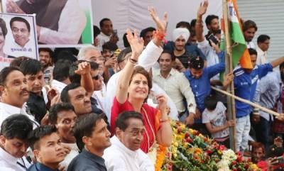 latest-news-priyanka-gandhi-vadras-charm-offensive-in-indore