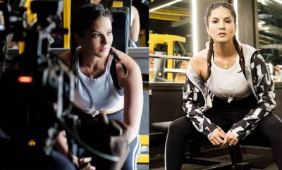 latest-news-sunny-leone-work-out