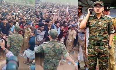 latest-news-yatheesh-chandra-ips-video-thrissur-pooram